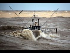 2 fishing vessels brave the Grey River bar in full flood  Greymouth New Zealand  HD Video by Geoff Mackley and Bradley Ambrose  ATTENTION   THIS VIDEO IS MINE AND ANY UNAUTHORIZED USE OF IT IS THEFT AND WILL NOT BE TOLERATED  thanks Geoff Mackley
