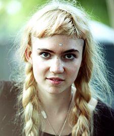 """Claire Boucher """"Grimes"""""""