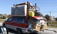 First World Minivan Problems