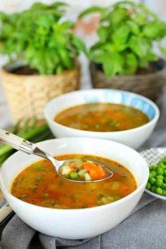 Nyári zöldségleves | Street Kitchen