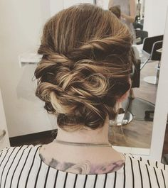 If you're looking for edgy prom updos or trendy new wedding updos, then feast your eyes on today's gallery of the trendiest updos for medium length hair you've ever seen! Packed with the latest hair color ideas, these trendy updos are going to be the most popular hairstyles this season! instagram Trendy grey updos for …