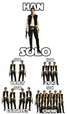 Han Solo?