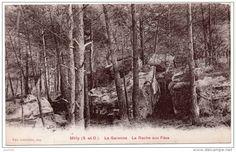 la roche aux fées - Delcampe.net
