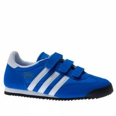 Adidas Trainers Shoes Kids Dragon Cf C Light Blue adidas. $41.63