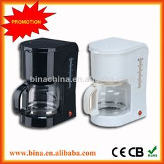Best Electric Coffee Maker  1.12-cup capacity  2.Auto-boiling coffee maker  3.On/off switch with indication light