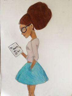 The Amazing Afro Girl