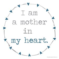mother at heart. #infertility