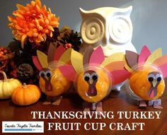From making stone soup to watching A Charlie Brown Thanksgiving, teachers have their own special Thanksgiving classroom traditions...and the same goes for us room moms! Outside of the classroom feast (last parent to sign up gets stuck bringing the turkey!), we're borderline obsessed with finding the most ingenious and festive use of prepackaged snacks -- you know, those store-bought treats that can most easily be transformed into pilgrims, turkeys, and the like for the class party.