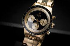 "Throwback Thursday: Rolex Daytona ""Paul Newman"" Ref 6241 Retailed By Hermès"