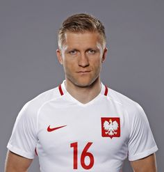 Kuba, you gave us opportunity to play in quarterfinals! Keep you head up high, there is nothing to be ashamed of! National Football Teams, Football Soccer, Robert Lewandowski, Soccer Players, Art Music, Poland, Beautiful Men, Athlete, Polo Ralph Lauren