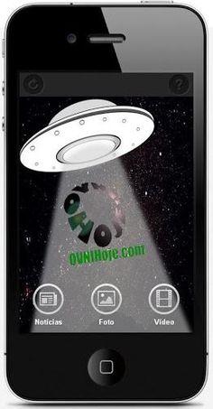 OVNI Hoje lança aplicativo Android para celulares e tablets