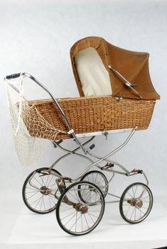 Wózek dziecięcy głęboki *VINTAGE* lata 70 (łowca: Rebelle)