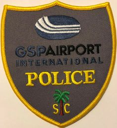 This patch is obsolete and is strictly for collecting. Greenville Alabama, Greenville Spartanburg, Spartanburg South Carolina, Alexander City Alabama, South Carolina Police, Patches For Sale, Police Uniforms, Police Patches, Sheriff