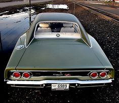 1968 Dodge Charger R/T - A Look Back | Flickr - Photo Sharing! #dodgeclassiccars