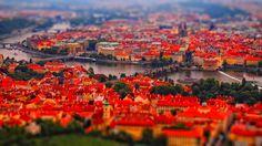 Miniature Prague (by Yohsuke_NIKON_Japan)