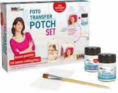 Hobby Line 49970 - Foto Transfer Potch Set für Kerzen: Amazon.de: Spielzeug