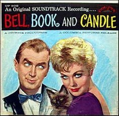 """""""Bell, Book And Candle"""" (1959, Colpix).  Music from the movie soundtrack"""