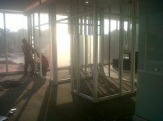 Desmontaje de Ventaneria existente #oficinaAspel