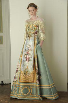 Alberta Ferretti EVENING Spring Collection