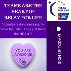 265 Best Relay For LIfe Social Media & Clip Art Post images Life Quotes Pictures, Life Images, Picture Quotes, Relay For Life, Memories Quotes, Insurance Quotes, You Are Awesome, Breast Cancer Awareness, The Cure