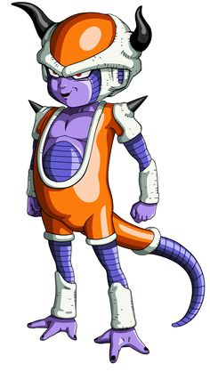 Chilled - Antepasado de Freezer - DRAGÓN BALL Z