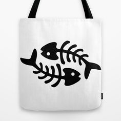 Pisces Tote Bag by muchö - $22.00