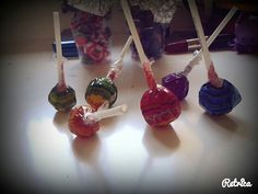 Lollipops, witch one you prefer?