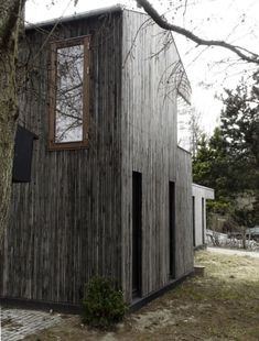 Primus architects, Tina Krogager · Coop House