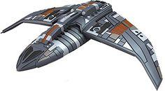 Star Trek Attack Wing: Bajoran Interceptor Five @ niftywarehouse.com #NiftyWarehouse #StarTrek #Trekkie #Geek #Nerd #Products