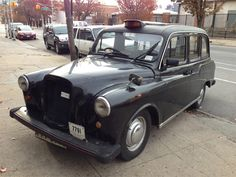 A London Taxi In New York Or Anywhere The Usa