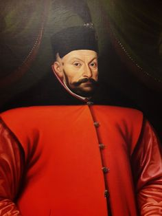Detail of portrait of King Stephen Báthory by Anonymous after Martin Kober, second half of the century after original from Lublin Museum. Alma Mater, Anonymous, 19th Century, Museum, King, The Originals, Portrait, Detail