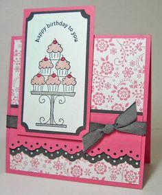 Cupcake Tent Topper