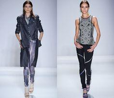 Nicole Miller at New York Fashion Week