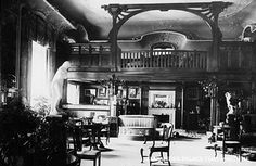 Maple Room - Alexander Palace Time Machine