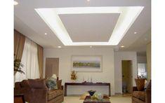 House Ceiling Design, Ceiling Design Living Room, House Design, Pop Design, Lobby Interior, Interior Design, Best Bathroom Lighting, Sala Grande, False Ceiling Living Room