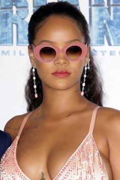 July 25: Rihanna at the Valerian Premiere in Paris