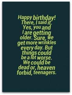1000+ ideas about Funny Birthday Message on Pinterest | Funny Happy ...