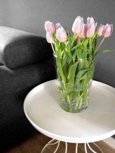 Colorare la casa con i fiori.