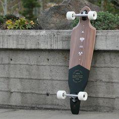 Globe Prebuilt Cutler Longboard Complete- simply a beautiful cut piece of wood. Longboard Decks, Longboard Design, Skateboard Design, Skateboard Decks, Globe Longboard, Bmx, Board Skate, Long Skateboards, Skate Decks