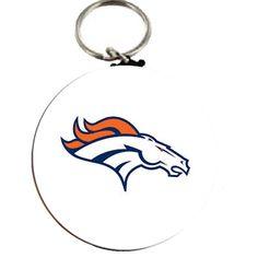 NFL Denver Broncos Keychain 2.25| www.balligifts.com Nfl Denver Broncos, Nfl Sports