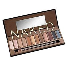 Amazon.com : New Urban NAKED DECAY Makeup Decay Eye Shadow Naked #1 Palette : Everything Else