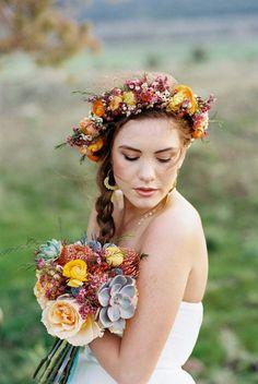 Hochzeitsinspiration: Aufsehenerregend schöne Wüstenfarben @Lauryn Kay Photography  http://www.hochzeitswahn.de/inspirationsideen/hochzeitsinspiration-aufsehenerregend-schoene-wuestenfarben/ #wedding #mariage #flowers