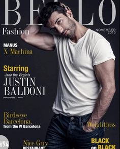 Justin Baldoni: 'Jane The Virgin' Actor Talks Work, Family Life And Chemistry With Co-Star Gina Rodriguez For Bello Fashion  Read more: http://en.yibada.com/articles/91985/20151205/justin-baldoni-jane-virgin-actor-talks-work-family-life-chemistry.htm#ixzz3tmQxebeH