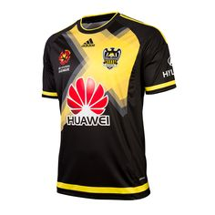 The new Wellington Phoenix Away Jersey for the 2015/16 Hyundai A-League season.We think the new away jersey is pretty special. The bold updated graphic puts the 'spotlight' on the Wellington Phoenix with the light shining directly on the club badge. This statement piece really commands attention- especially important when playing across the ditch!Other updates to this piece include:A crew neck collar with highlight trimPremium club woven badgeHighlight banding at the hem - which is a…