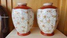 Vase ceramic porcelain Limoges France by AtPatriciaAntiquites