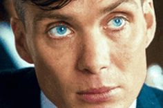 Cillian Murphy as Thomas Shelby in 'Peaky Blinders' Peaky Blinders Tommy Shelby, Peaky Blinders Thomas, Cillian Murphy Peaky Blinders, Peaky Blinders Grace, Beautiful Eyes, Gorgeous Men, Beautiful People, Beautiful Things, Peaky Blinders Quotes