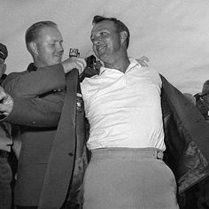 Sports: Tributes Pour in For Arnold Palmer The Man Who Brought Golf to The Masses