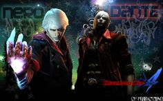 Resultado de imagen de devil may cry nero full hd