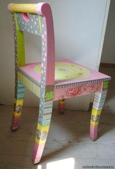 Kinderzimmer Möbel von MalereiArina