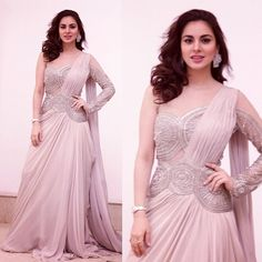 Image may contain: 2 people, people standing Designer Anarkali Dresses, Bollywood Designer Sarees, Bollywood Fashion, Designer Dresses, Designer Wear, Indian Gowns Dresses, Event Dresses, Pakistani Outfits, Indian Outfits